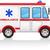 vettore · rosso · camion · cassetta · degli · attrezzi · isolato · bianco - foto d'archivio © konturvid