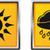 meteorologia · ícones · elemento · branco · sol · projeto - foto stock © konturvid