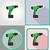 bouw · tools · ingesteld · vector · iconen · geïsoleerd - stockfoto © konturvid