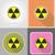 bioveszély · sugárzás · feliratok · formák · terv · zöld - stock fotó © konturvid