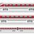 snelheid · trein · locomotief · geïsoleerd · witte - stockfoto © konturvid