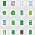 játszótér · ikonok · ikon · gyűjtemény · mutat · gyerekek · játszik - stock fotó © konturvid