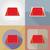 red carpet flat icons vector illustration stock photo © konturvid