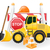 road works concept icons vector illustration stock photo © konturvid