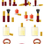 set icons cosmetics vector illustration stock photo © konturvid