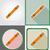 level repair and building tools flat icons vector illustration stock photo © konturvid