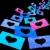 abstract · cuore · buco · grezzo · carta · isolato - foto d'archivio © koratmember