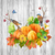 watercolor autumn thanksgiving composition stock photo © kostins