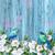 aquarela · floral · pássaro · belo · projeto · branco - foto stock © kostins