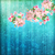 spring flowers rain vector stock photo © kostins