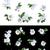 aquarela · papoula · vermelho · branco · flor · projeto - foto stock © kostins