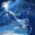 éjszakai · ég · festmény · vektor · digitális · vízfesték · égbolt - stock fotó © kostins