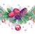Natale · cedro · ramo · ornamenti · bianco · albero - foto d'archivio © kostins