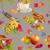 watercolor autumn seamless pattern stock photo © kostins