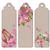 spring watercolor bookmarks stock photo © kostins