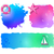 vector marine watercolor banners stock photo © kostins
