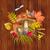 watercolor autumn composition stock photo © kostins