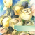 acuarela · floral · ramo · decorativo · marco - foto stock © kostins