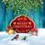 christmas · kleurrijk · retro · pijnboom · vrolijk - stockfoto © kostins