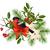 natal · vetor · bandeira · tradicional · decoração · árvore · de · natal - foto stock © kostins