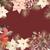 Navidad · retro · acuarela · decorativo · pino · arco - foto stock © kostins