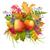 escargot · fleur · blanche · faible · alimentaire · herbe · jardin - photo stock © kostins