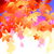 autumn vector watercolor fall leaves stock photo © kostins