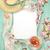 tavasz · felső · kilátás · vektor · üres · papír · lap - stock fotó © kostins