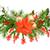 christmas holiday vector garland stock photo © kostins