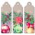 vízfesték · karácsony · terv · elemek · szett · kézzel · rajzolt - stock fotó © kostins