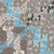 Retro · soyut · geometrik · kahverengi - stok fotoğraf © kostins