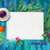 vízfesték · felső · kilátás · papír · lap · toll - stock fotó © kostins