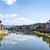 eski · evler · nehir · Floransa · İtalya · ev - stok fotoğraf © koufax73