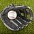 eski · beyzbol · eldiveni · çim · spor · alan · beysbol - stok fotoğraf © koufax73