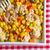 tonhal · paradicsom · olajbogyó · saláta · friss · zöld - stock fotó © koufax73
