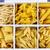 pasta · verschillend · saus · tomaat · witte · kers - stockfoto © koufax73