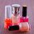 kép · csinos · női · néz · tükör · nő - stock fotó © koufax73