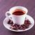 witte · beker · koffiebonen · melk · splash · zwart · wit - stockfoto © koufax73