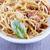 makarna · domates · sosu · maydanoz · plaka · ev · yapımı · gıda - stok fotoğraf © koufax73