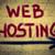web · hosting · kelime · dijital · görüntü · render - stok fotoğraf © krasimiranevenova