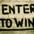 Enter To Win Concept stock photo © KrasimiraNevenova