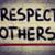 respect others concept stock photo © krasimiranevenova