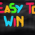 fácil · ganhar · assinar · jogo · vencedor · prêmio - foto stock © KrasimiraNevenova