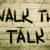 walk the talk concept stock photo © krasimiranevenova