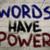 Worte · Macht · Wort · Schule · Bord · Hintergrund - stock foto © krasimiranevenova