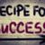 レシピ · 成功 · 教育 · 教師 · 書く · ビジョン - ストックフォト © krasimiranevenova