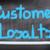 customer loyalty concept stock photo © krasimiranevenova