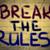 törik · szabályok · illusztráció · zöld · kréta · tábla - stock fotó © krasimiranevenova