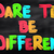 dare to be different concept stock photo © krasimiranevenova