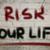 rischio · premiare · segnaletica · stradale · segno · finanziare - foto d'archivio © krasimiranevenova
